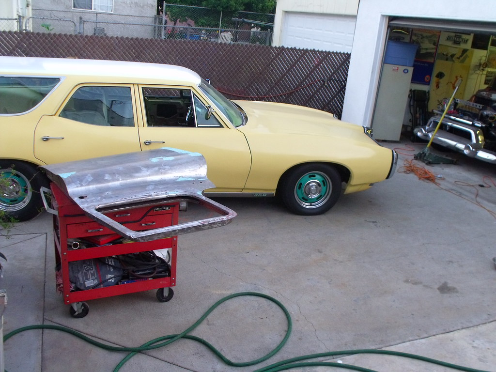 Project never done '56 GMC