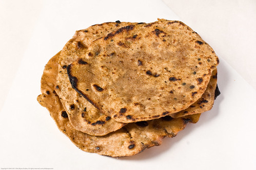 My Indian Kitchen: homemade roti