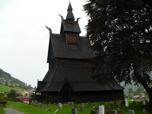 Hoppenstad Stave Church