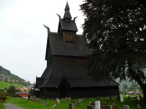 Hoppenstad Stave Church