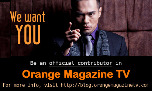Orange Magazine TV is looking for contributors