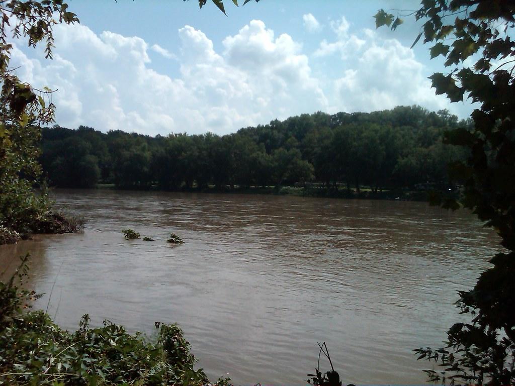 Potomac River, south of Antietam/Sharpsburg, Md