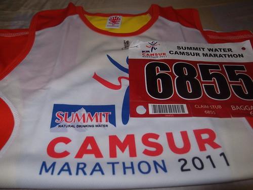 Summit Camsur 2011 Singlet