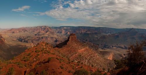 Gran Cañón, panoramica