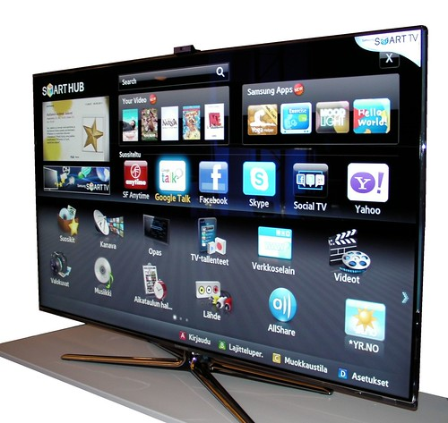 Samsung Smart Hub