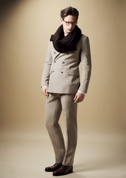 DAKS FW11_001Laurent Albucher
