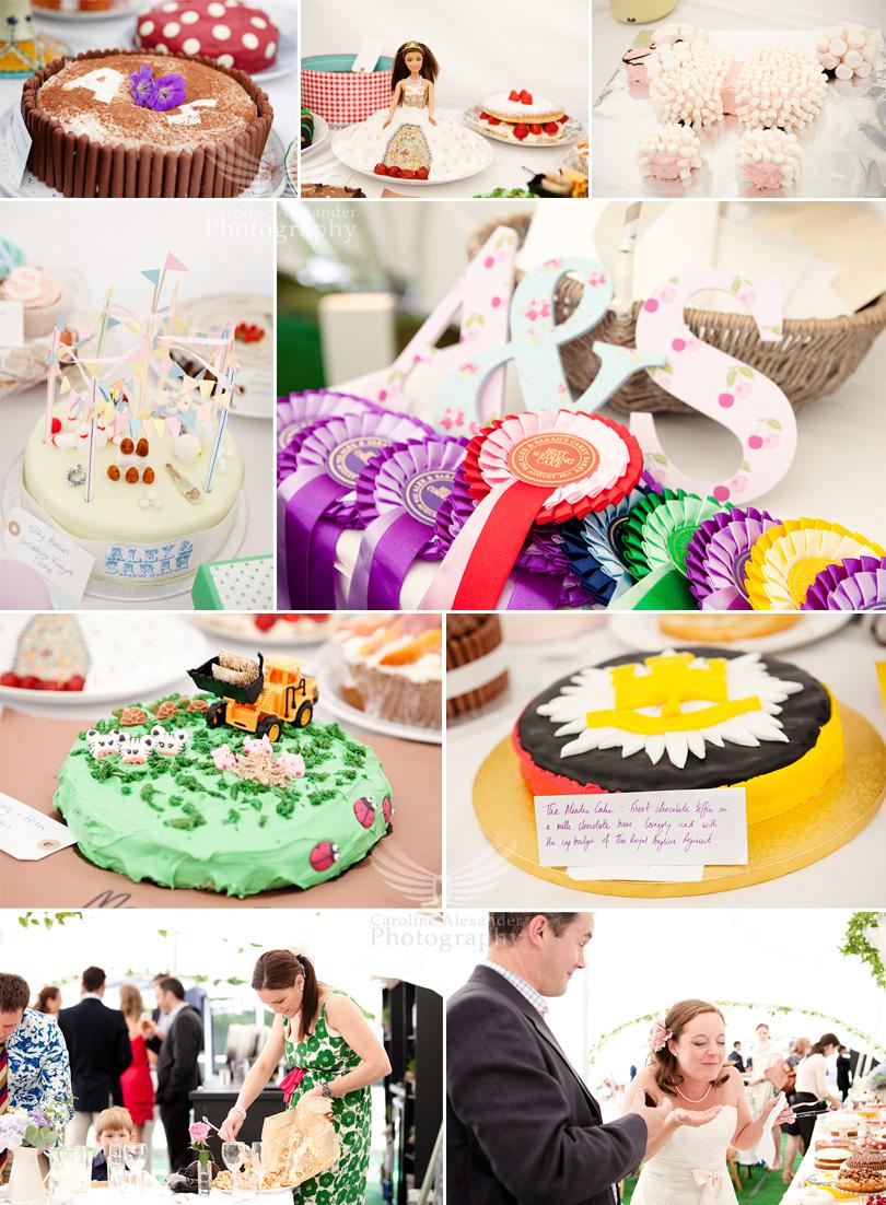 022 village fete wedding