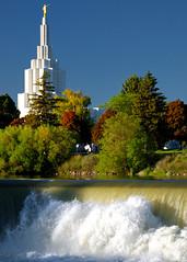 USA - Idaho - Idaho Falls (Jim Strachan) Tags: idahofalls