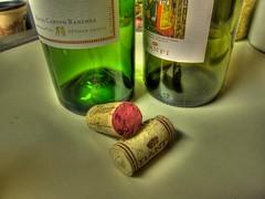 Corks HDR (Bradley Nash Burgess) Tags: drunk canon rotgut bottle wine bottles cork powershot alcohol vin hdr highdynamicrange vino photomatix s95 canonpowershots95