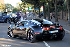 Back in Black (AK AutoMotive) Tags: black sport festival mnchen grand bugatti supercar veyron molsheim
