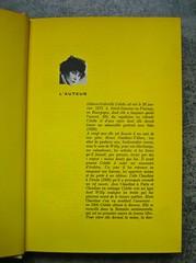 Colette (Sidonie-Gabrielle), Le blé en erbe; Club des éditeurs, (Flammarion), Paris 1956. p. 5 (part.), 1