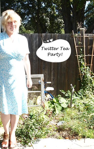 Twitter Tea Party - dream