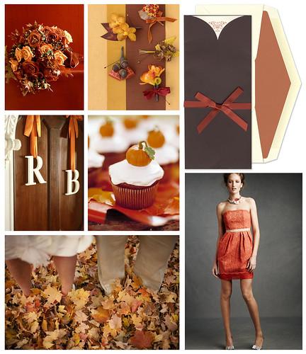Pumpkin Spice Palette
