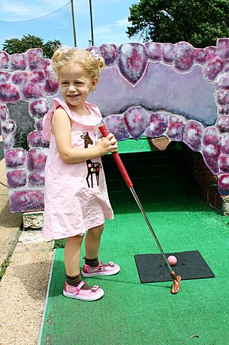 Auttie-golf