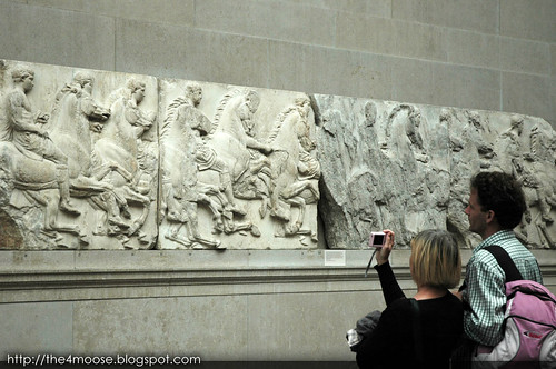 British Museum - Parthenon (Room 18)