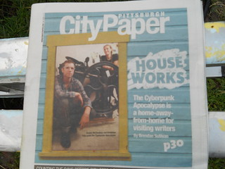 City Paper feature