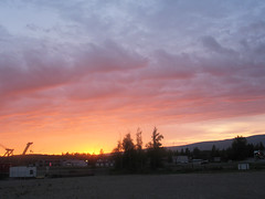 Wasilla sunset June 2011 (Judi P45) Tags: photo gallery first cannon g6 my