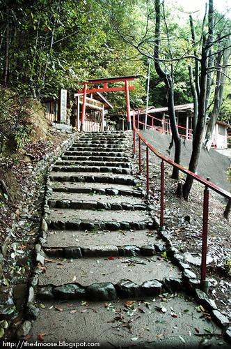 Kamigamo-jinja 上賀茂神社 - Mt.Kataoka