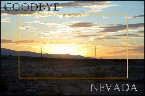 goodbye nevada