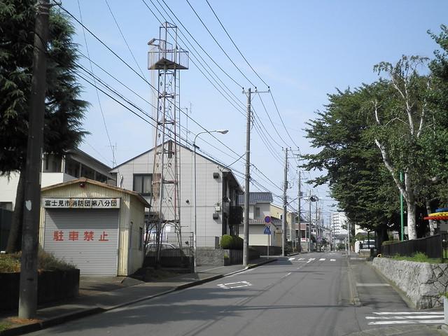 水谷の火の見櫓(富士見市)