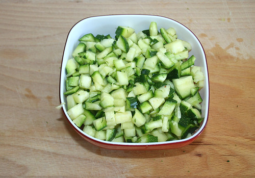 21 - Zucchini - Ergebnis