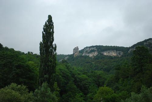 Didi Kackhi's monastery