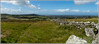 Carn to Carn (Simon Bone Photography) Tags: panorama castle pool cornwall hill landmark panoramic cornish redruth carn carnbrea canon1740mmlf4 carnmarth wwwthehidawaycouk canoneos7d carntocarn