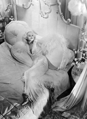 Jean Harlow (1911 - 1937), by Jack's Movie Mania