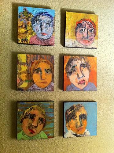 Walla Faces