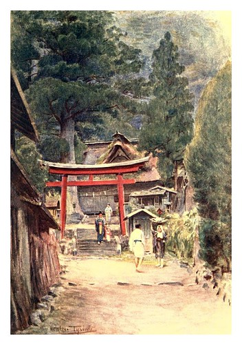010-Capilla comunal-Japan & the Japanese 1910- Walter Tyndale