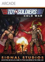 Toy Soldiers: Cold War - BoxArt
