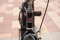 RED SCORPION BMX