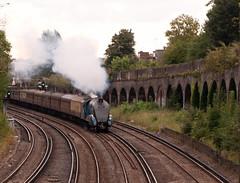 LNER on Southern