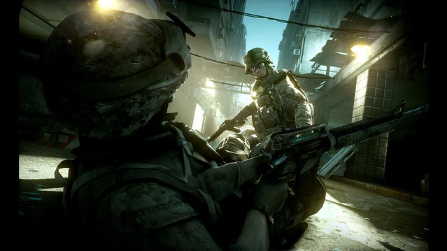 Battlefield 3 - Man down!
