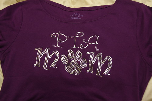 Wildcats PTA Mom Shirt