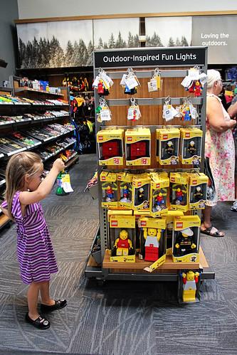 Lego stuff too?!