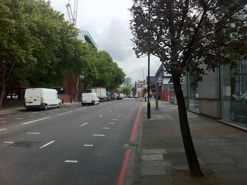 Ratcliffe Highway looking east