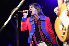 Tom Jennis as Mick Jagger, Rolling Stones Tribute Band, Australia