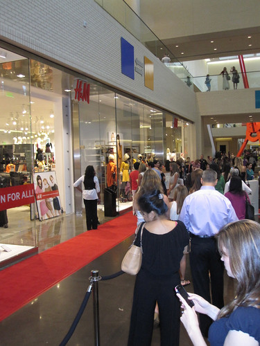 H&M Opening Dallas