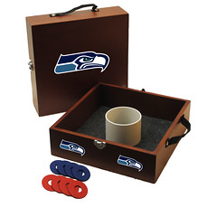 Seattle Seahawks Washers Toss Game