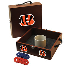 Cincinnati Bengals Washers Toss Game