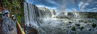 Cataratas de Iguazu (Argentina-Brasil)