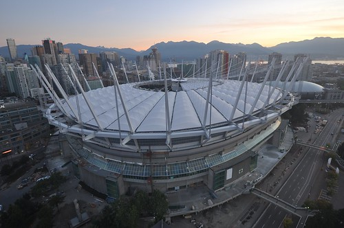 A Peek Inside The New Bc Place By The Numbers Inside