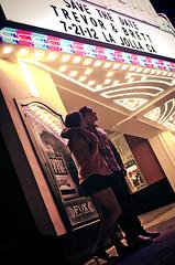 264 of 365 (dailyweekley) Tags: marquee theater savethedate brightlights
