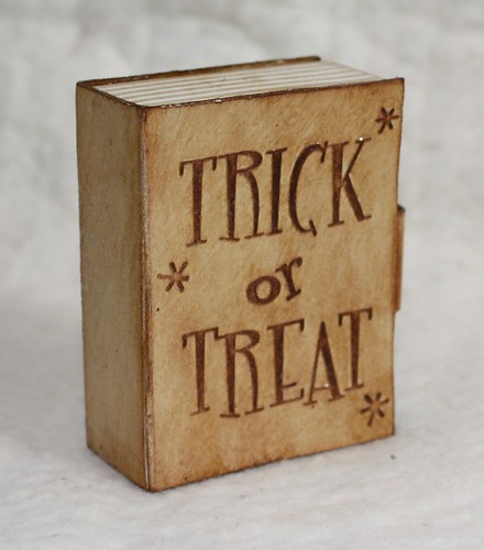Trick or Treat Book Box