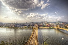 PNC Park from Renaissance HDR (Dave DiCello) Tags: beautiful skyline clouds photoshop nikon day pittsburgh baseball cloudy tripod christmastree bluehour nikkor renaissance hdr highdynamicrange pncpark mlb pittsburghpirates cs4 pittsburghskyline steelcity photomatix beautifulcities yinzer cityofbridges tonemapped theburgh pittsburgher colorefex cs5 lexusclub beautifulskyline d700 thecityofbridges pittsburghphotography davedicello pittsburghcityofbridges steelscapes beautifulcitiesatnight hdrexposed picturesofpittsburgh cityofbridgesphotography