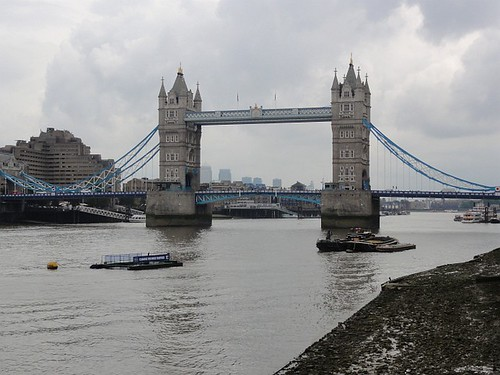London's Tower Bridge
