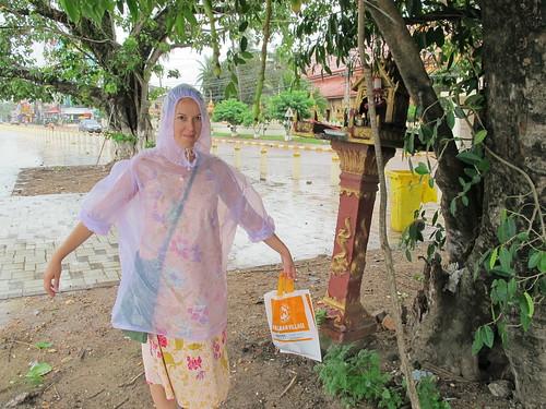 Pati raincoat