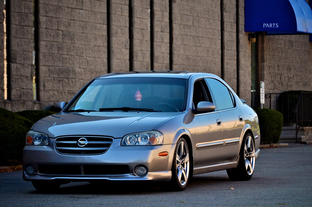 What To Do To My Stock 01 Maxima SE? - Maxima Forums