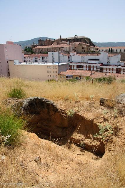 Plasencia - Cementerio y barrio Judío